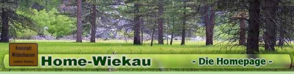 Home-Wiekau -Die Homepage-